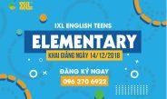 KHAI GIẢNG IXL ENGLISH TEENS VÀO THÁNG 12 – SẴN SÀNG CHINH PHỤC KỲ THI IELTS NGAY TỪ BẬC TRUNG HỌC CƠ SỞ